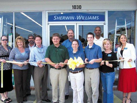 Biz  SherwinWilliams