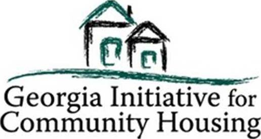 GA Initiative for Commujnity Housing logo