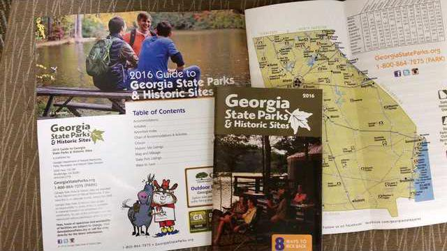 cover Guide to Ga State Parks edit