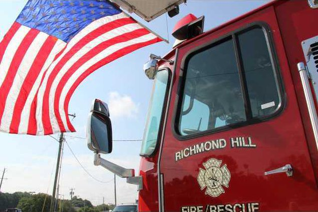 Richmond Hill Fire Department
