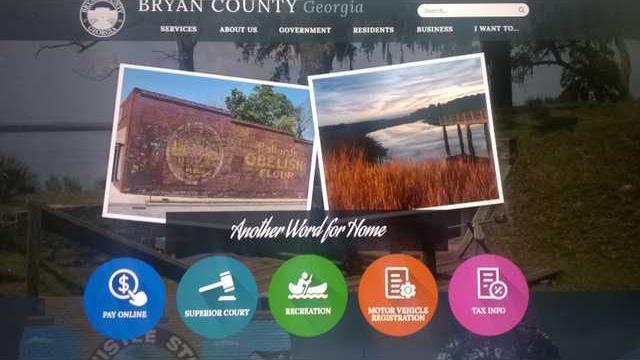 Bryan County website