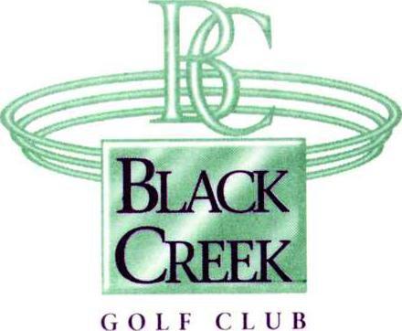 Black Creek Golf Club Logo