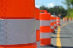 Road barrels