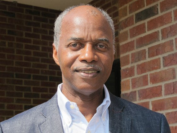 Pastor Frank King