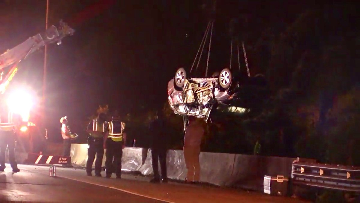 One dead, five injured in I-95 crash near Richmond Hill