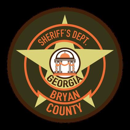Bryan County Sheriff's Office logo