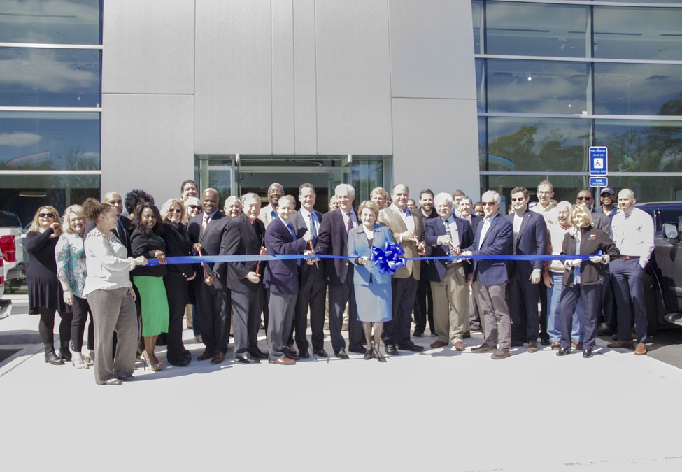 Jc Lewis Ford >> J C Lewis Ford Celebrates Opening Of Hinesville Dealership