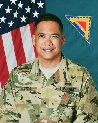 Maj. Gen. Antonio Aguto