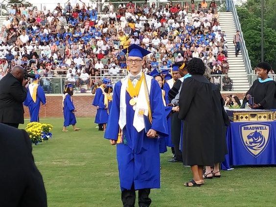 BI valedictorian