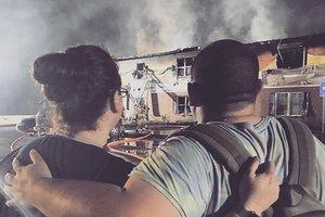 pembroke apartment fire