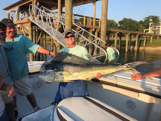 SPORTS fishing record