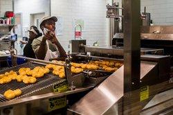 Krispy Kreme grand  opening